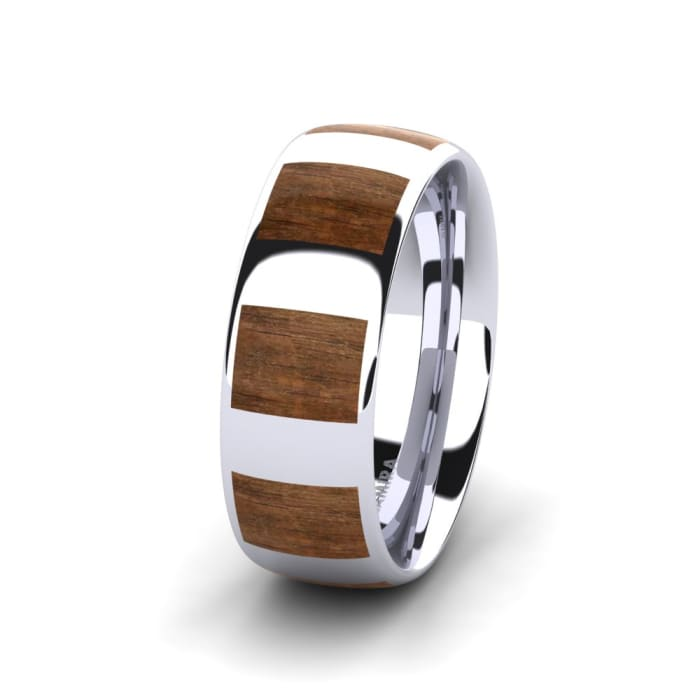 Men's Ring Confident Charm 8 mm