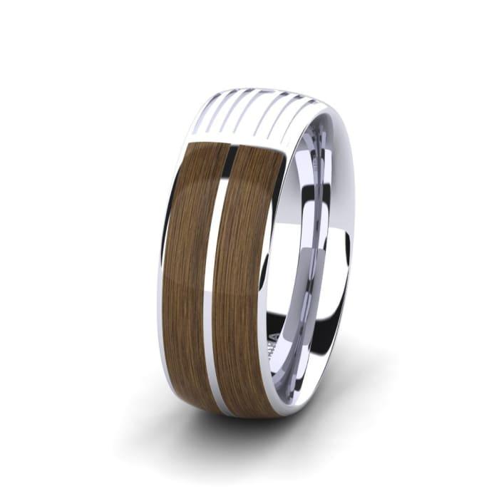 Men's Ring Confident Down 8 mm