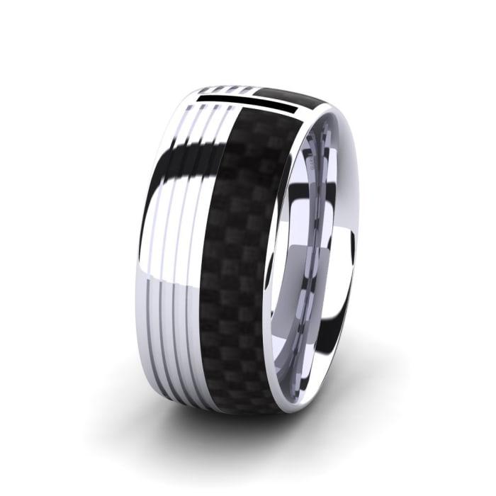 Men's Ring Confident Nature 10 mm