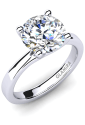 GLAMIRA Bague Bridal Bliss 3.0crt