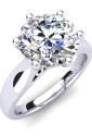 GLAMIRA Anello Bridal Glory 3.0crt