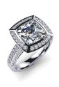 GLAMIRA Diamantni Prstan Shelby