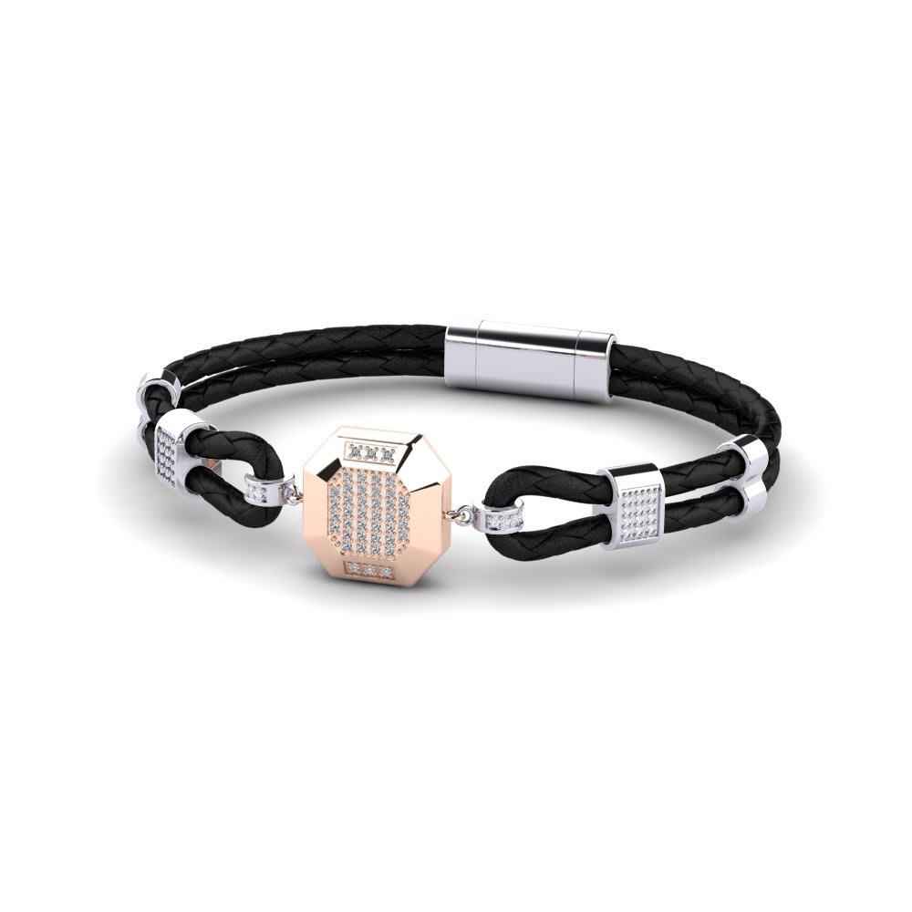 GLAMIRA Bracelet Alane