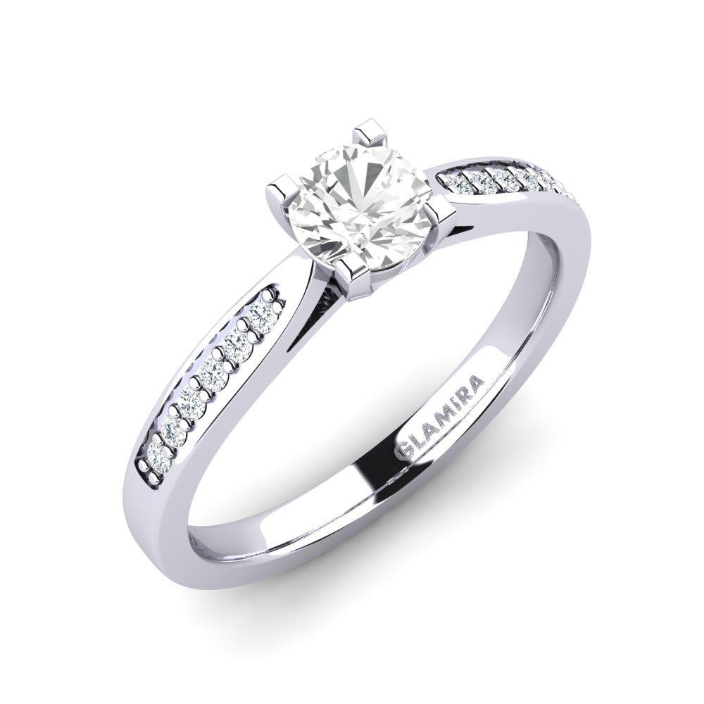 GLAMIRA Diamonds Žiedas Alina