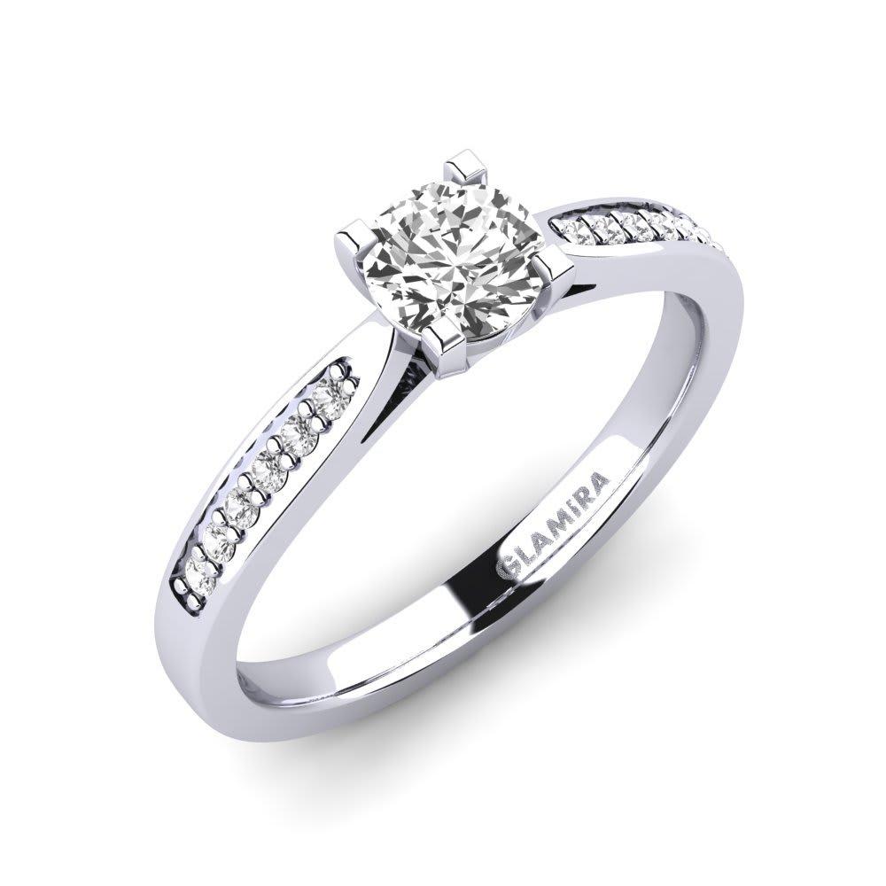 GLAMIRA Diamantni Prstan Alina