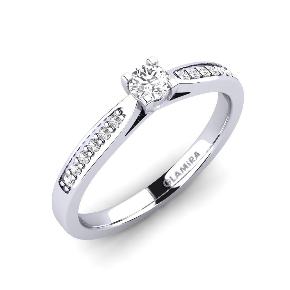 GLAMIRA Ring Alina 0.16crt
