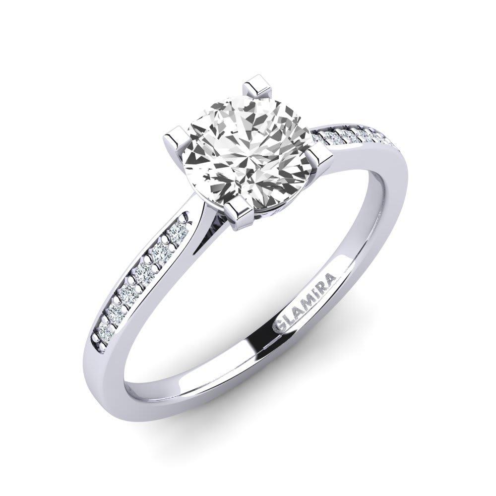 GLAMIRA Ring Alina 1.0 crt