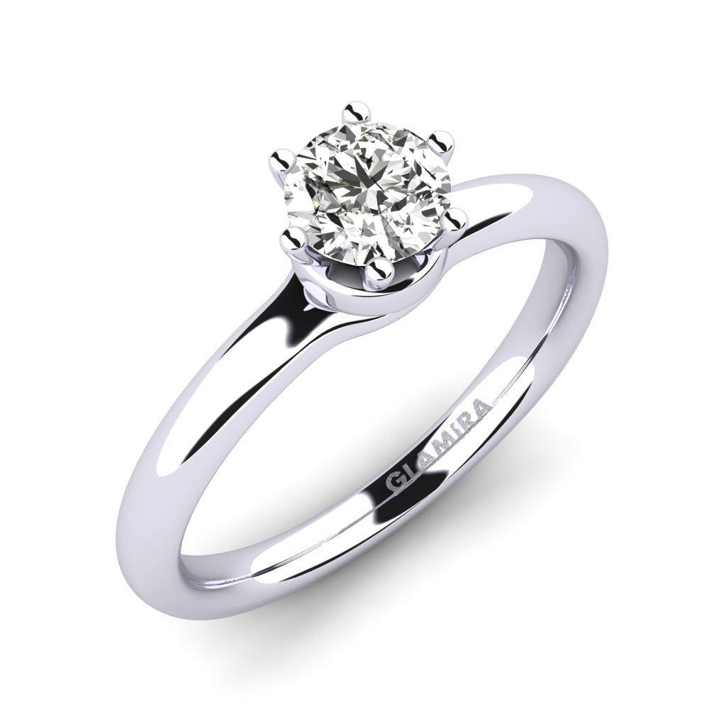 GLAMIRA Ring Almira 0.5 crt