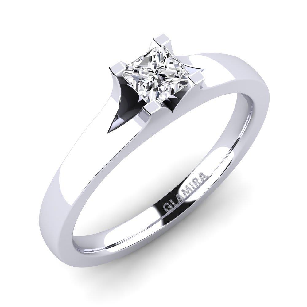 GLAMIRA Ring Alvina 0.42crt