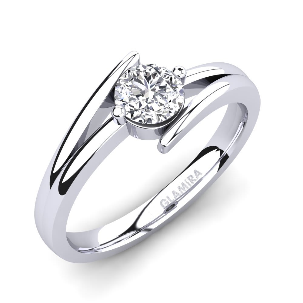 GLAMIRA Ring Amalia 0.5crt