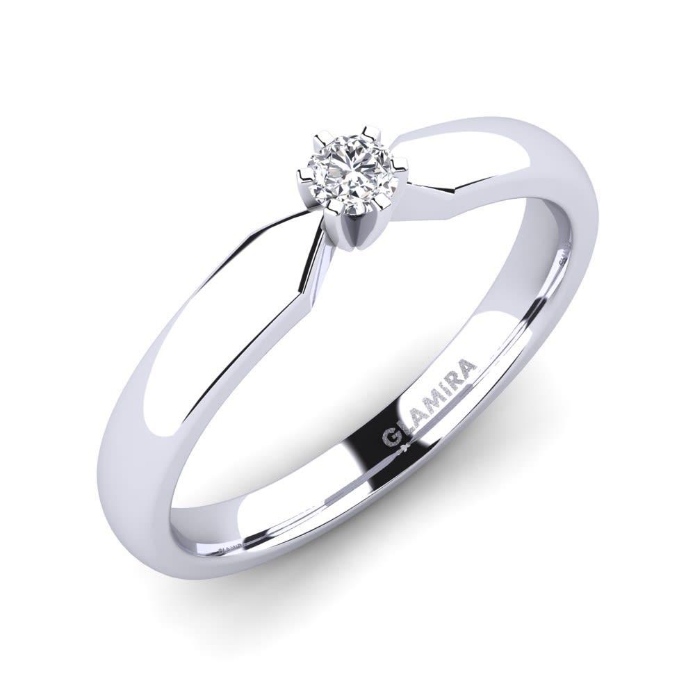 GLAMIRA Ring Amanda 0.1crt