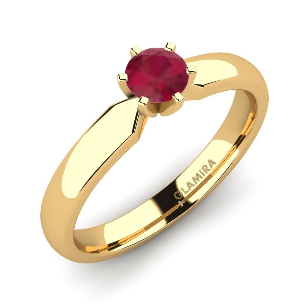 GLAMIRA Ring Amanda 0.35 crt
