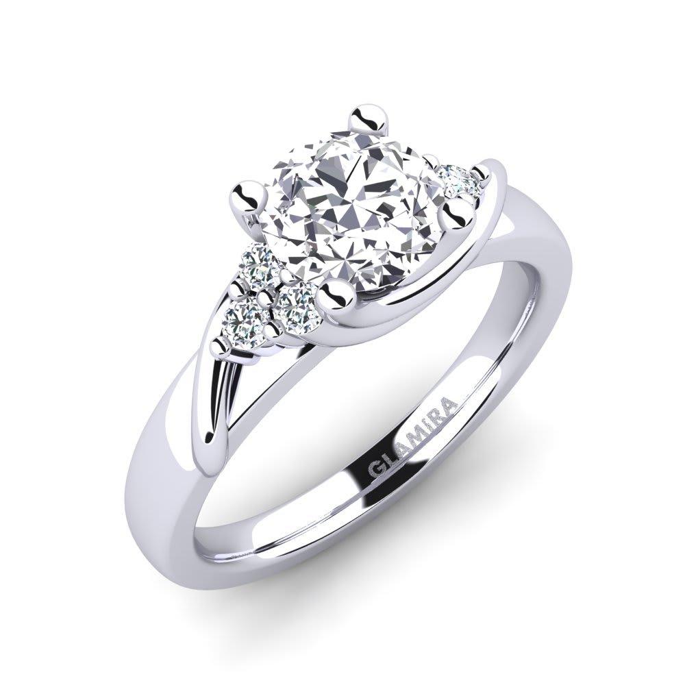 GLAMIRA Ring Amaya 1.0 crt