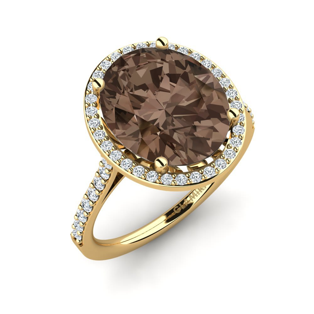 GLAMIRA Žiedas Azaria