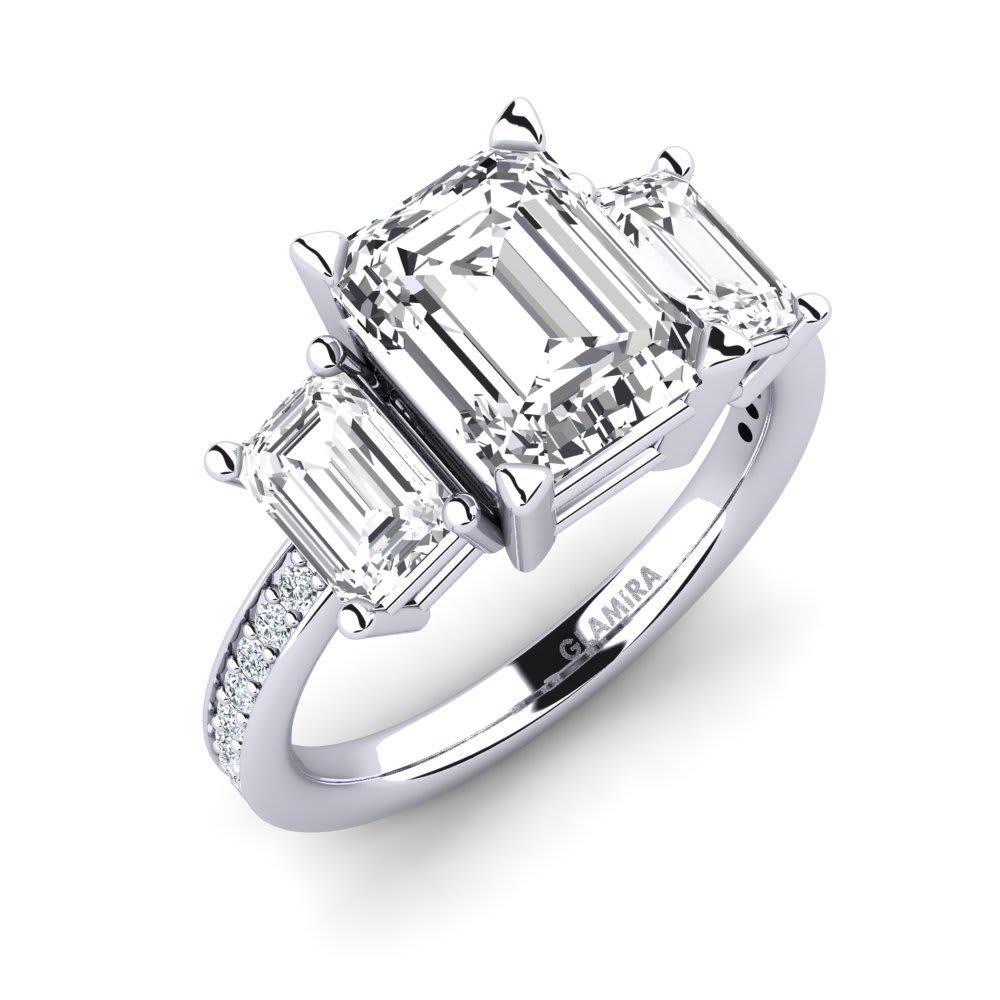 GLAMIRA Gyűrű Bernie