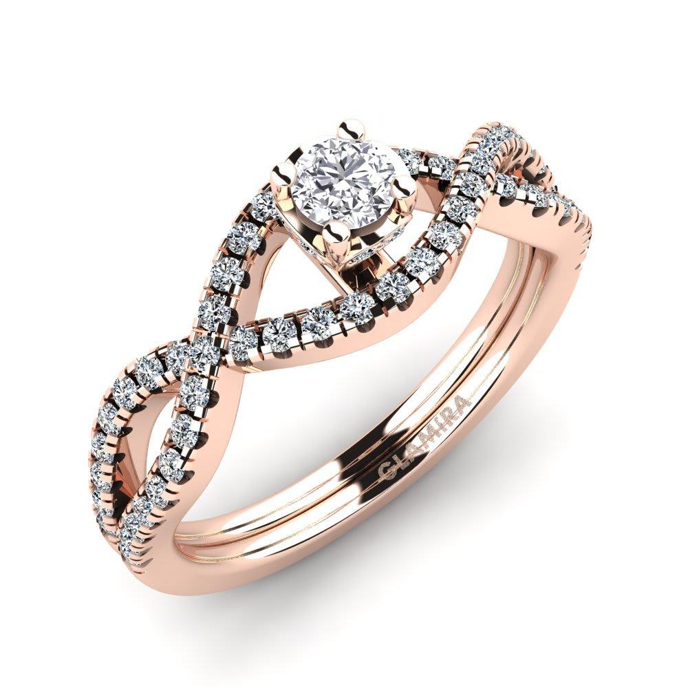 GLAMIRA Ring Bonita 0.16 crt
