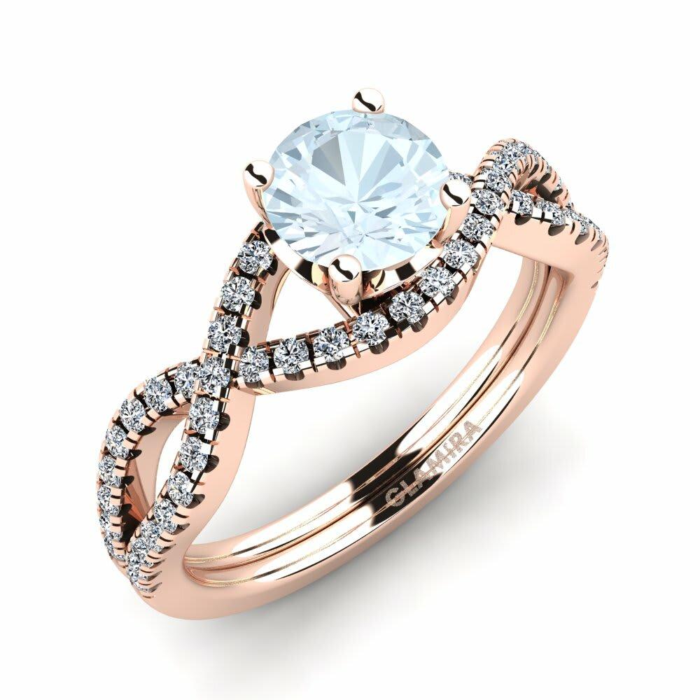 GLAMIRA Ring Bonita 0.8 crt