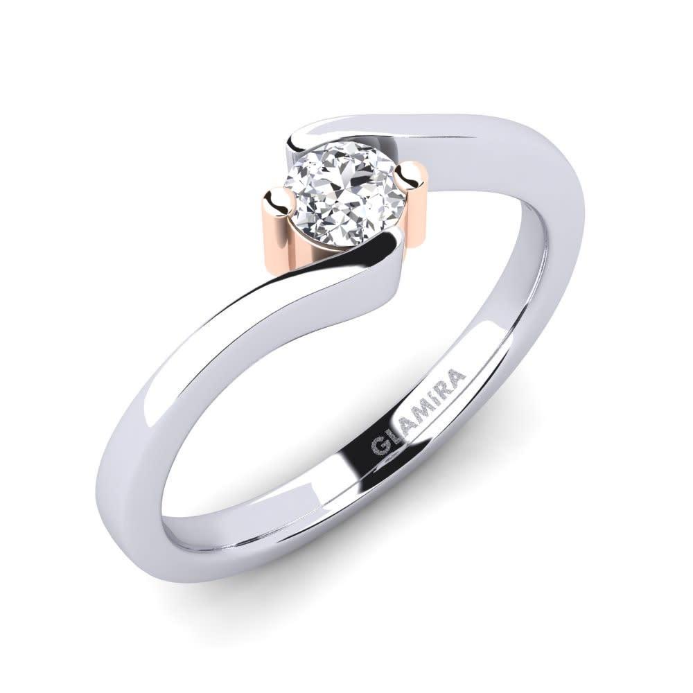 GLAMIRA Prstan Bridal Element 0.25crt