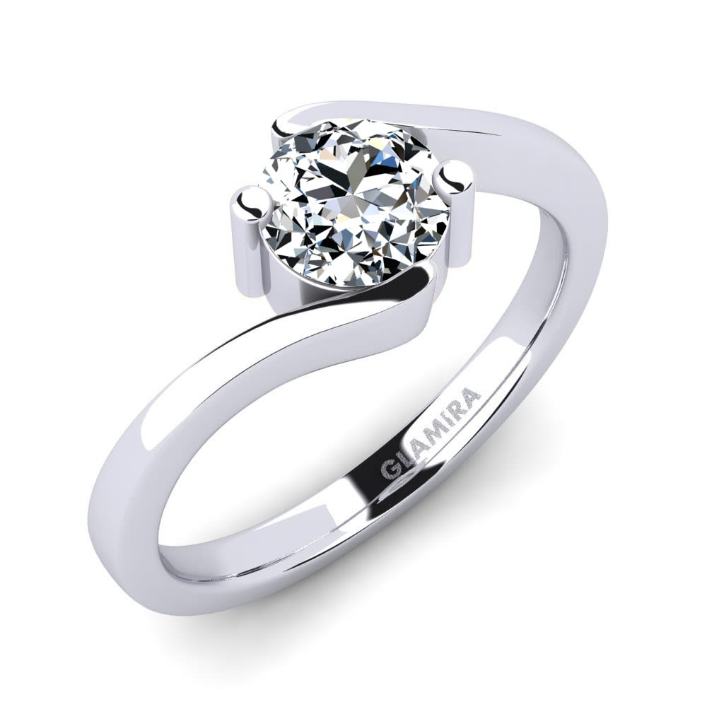 GLAMIRA Prstan Bridal Element 0.8crt