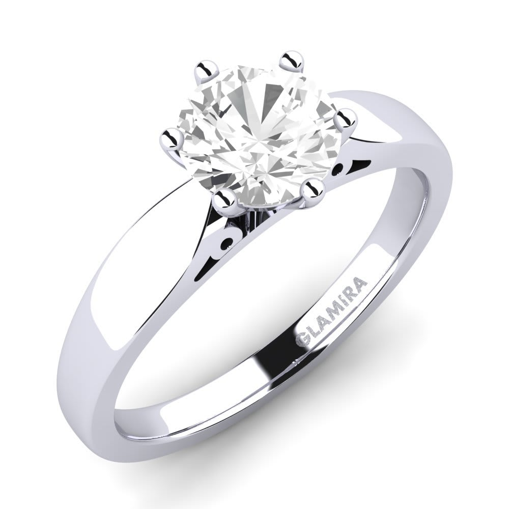 GLAMIRA Ring Bridal Glory 1.0crt