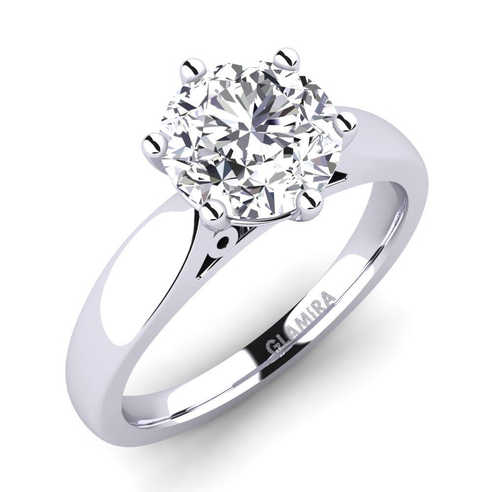 GLAMIRA Prstan Bridal Glory 2.0crt