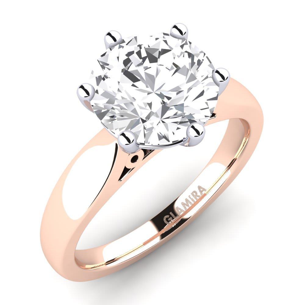 GLAMIRA Prstan Bridal Glory 3.0crt