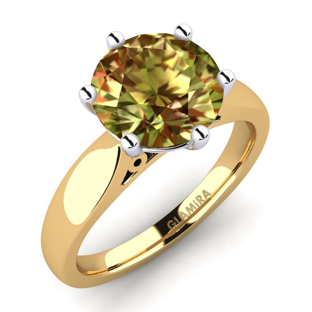 GLAMIRA Žiedas Bridal Glory 3.0crt