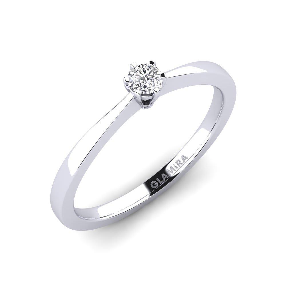 GLAMIRA Prstan Bridal Rise 0.1crt