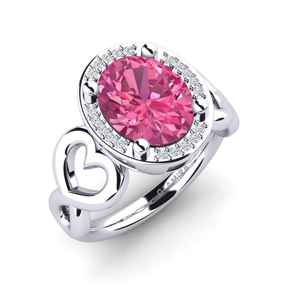 Buy Pink Tourmaline - Engagement Rings | GLAMIRA.co.uk