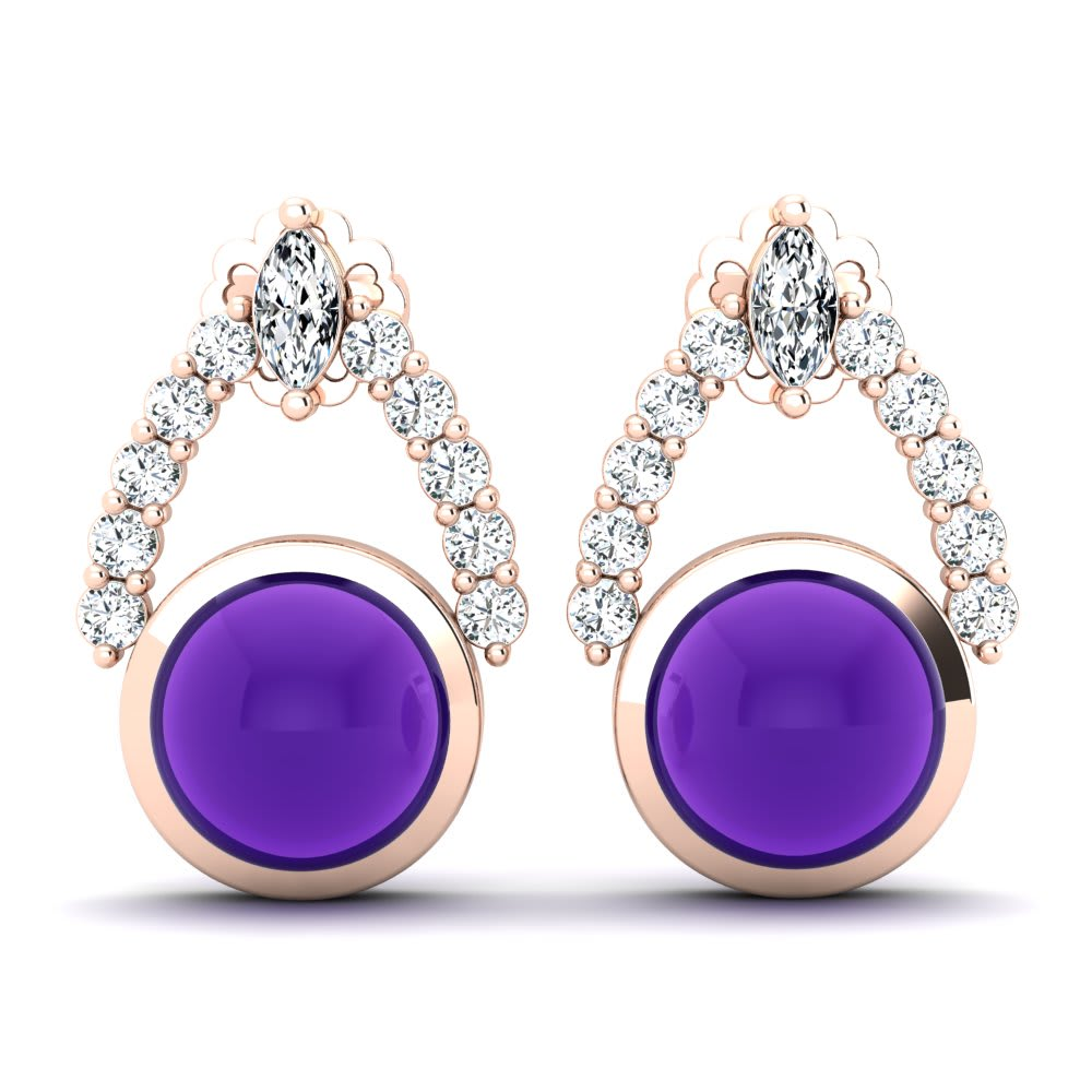 GLAMIRA Earring Carella