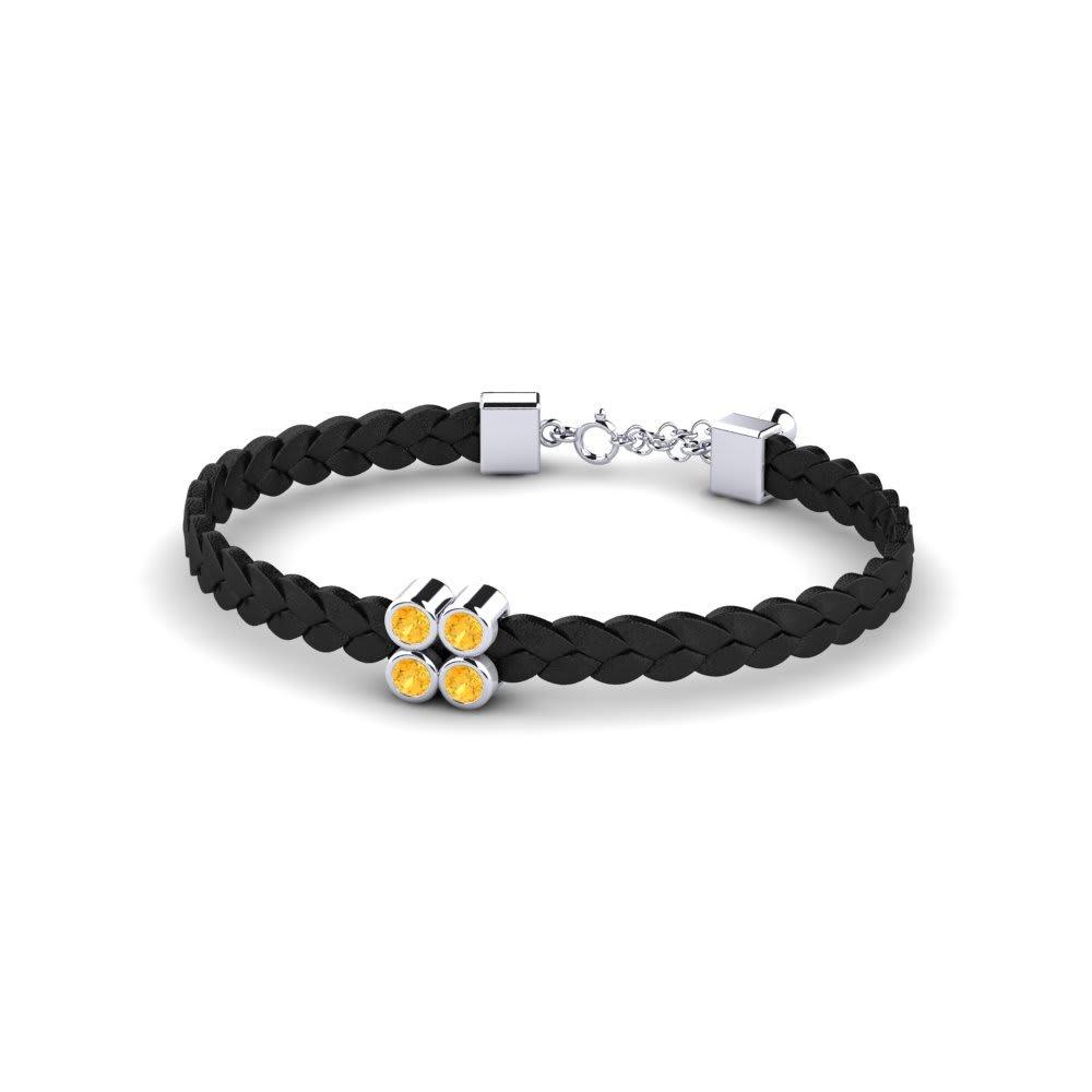GLAMIRA Bracelet Carolin