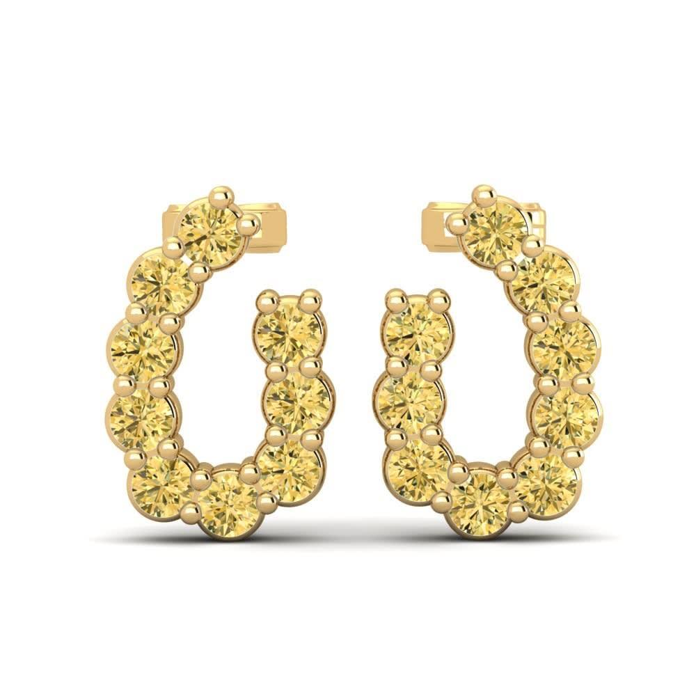 GLAMIRA Earring Cassia