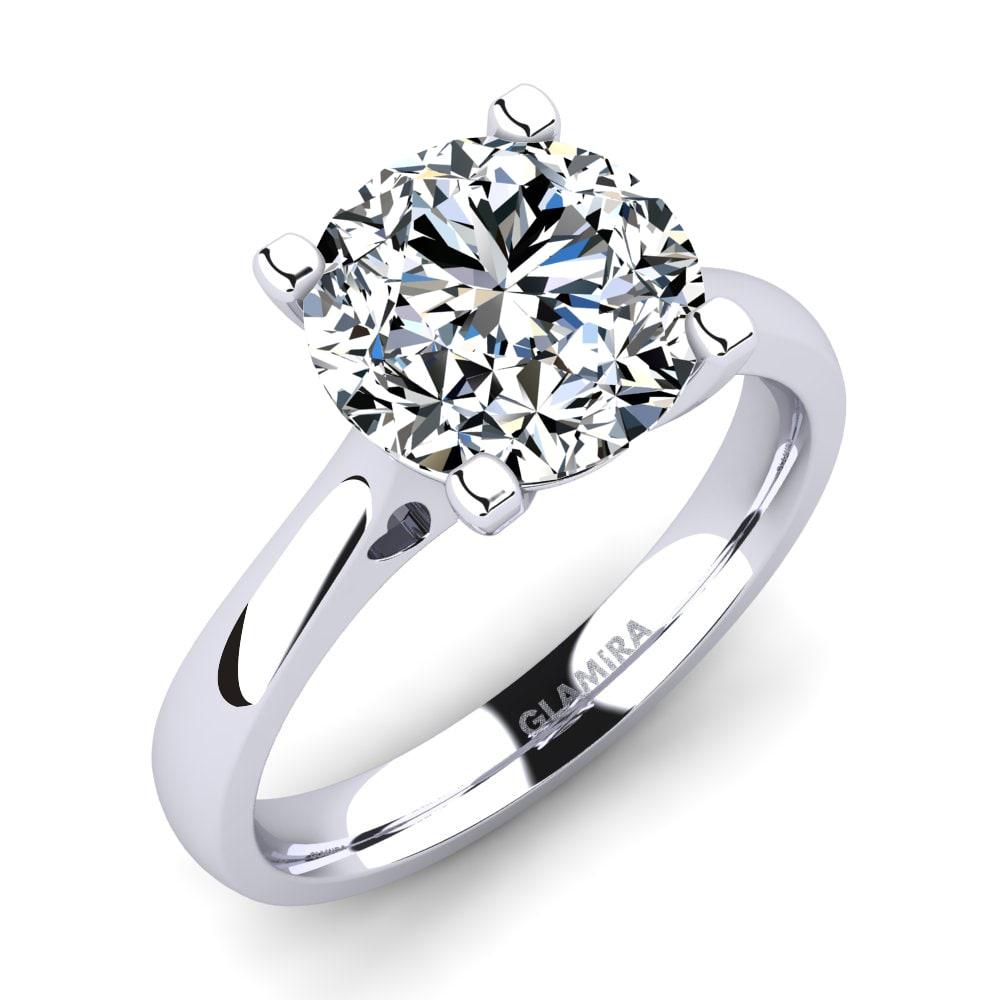 GLAMIRA Ring Céline 3.0 crt