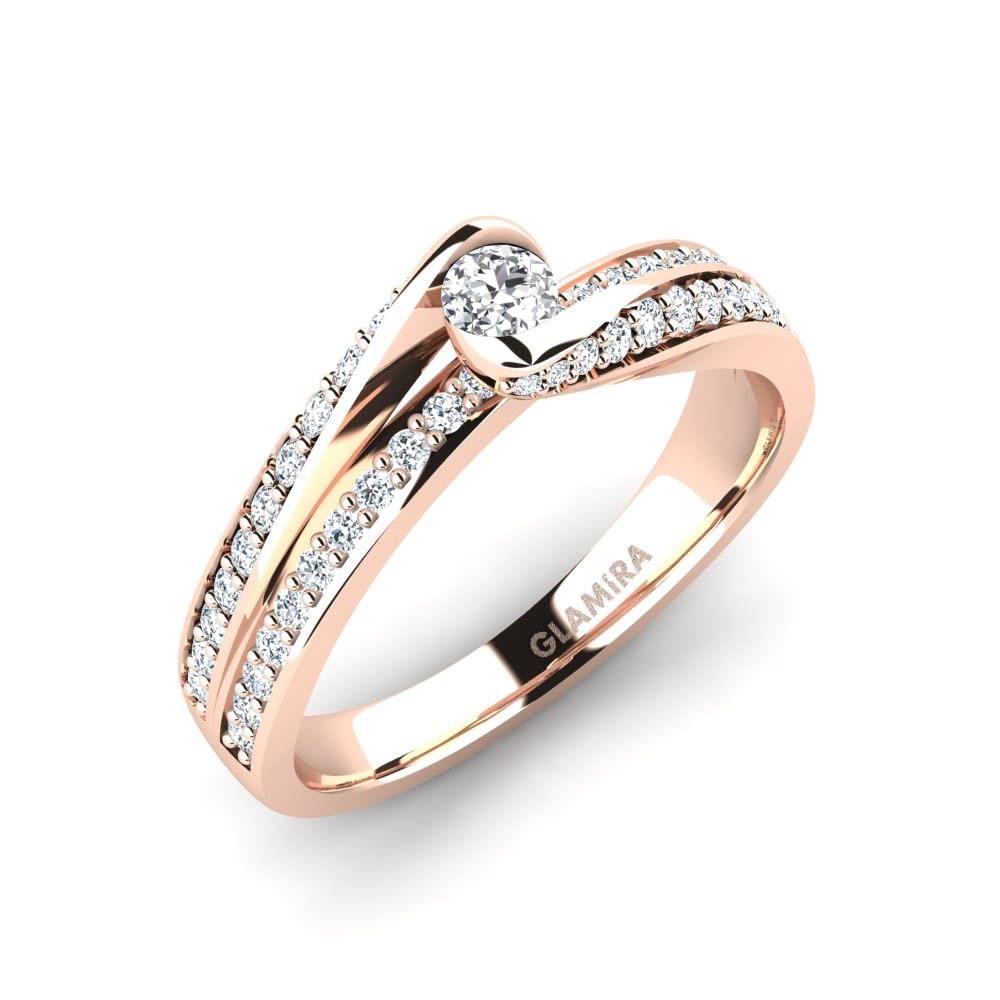 GLAMIRA Ring Clariss 0.1 crt