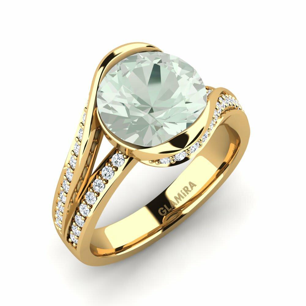 GLAMIRA Ring Clariss 3.0crt