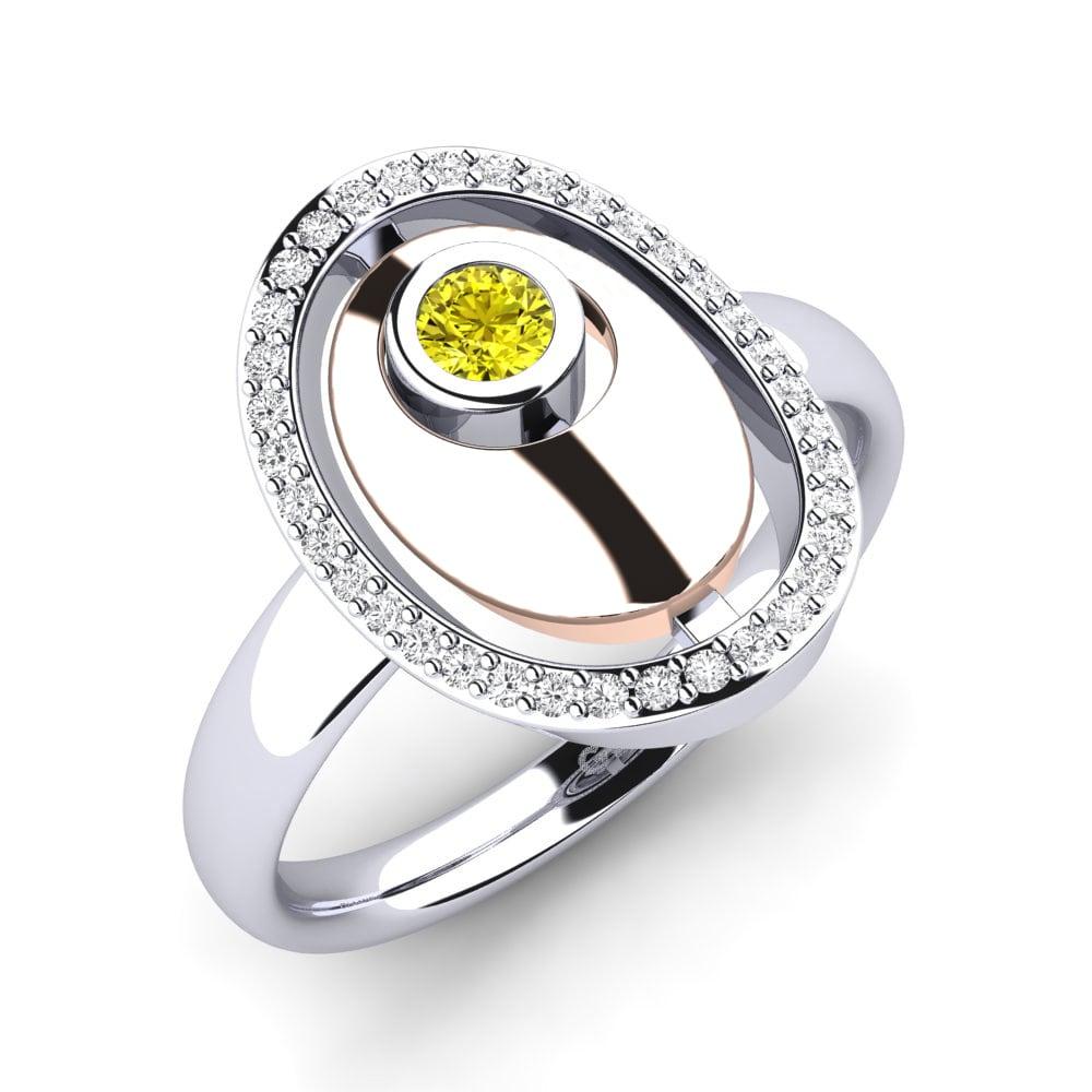 GLAMIRA Ring Crisantemo
