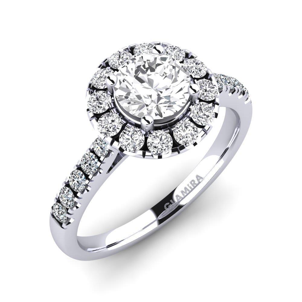 GLAMIRA Diamonds Ring Daisy