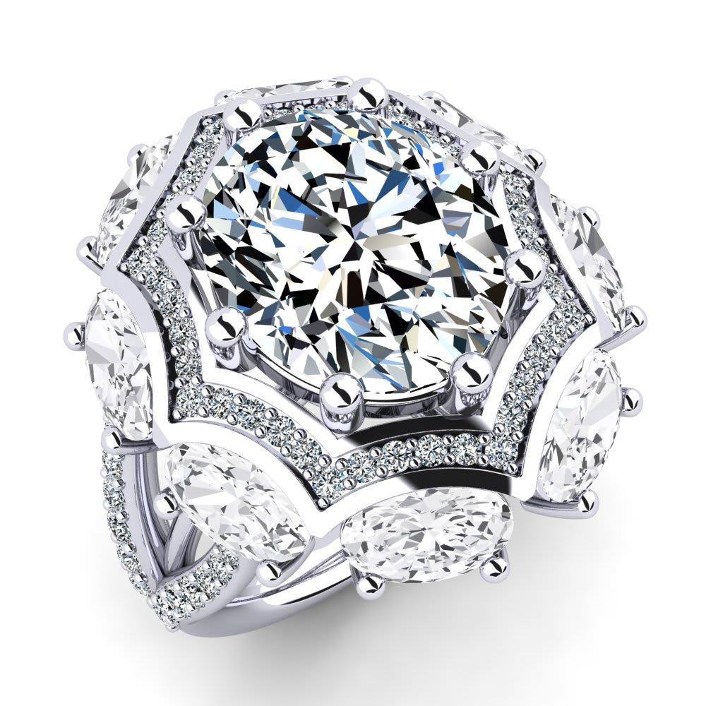 GLAMIRA Ring Delfia