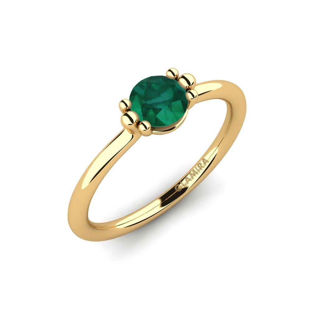 b2a0519e0 Kúpiť Smaragd - Diamantové prstene | GLAMIRA.sk
