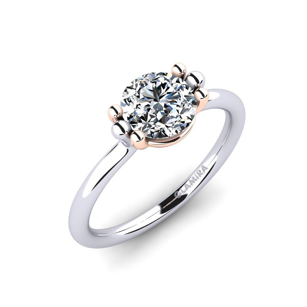 GLAMIRA Ring Dorotea 1.0 crt