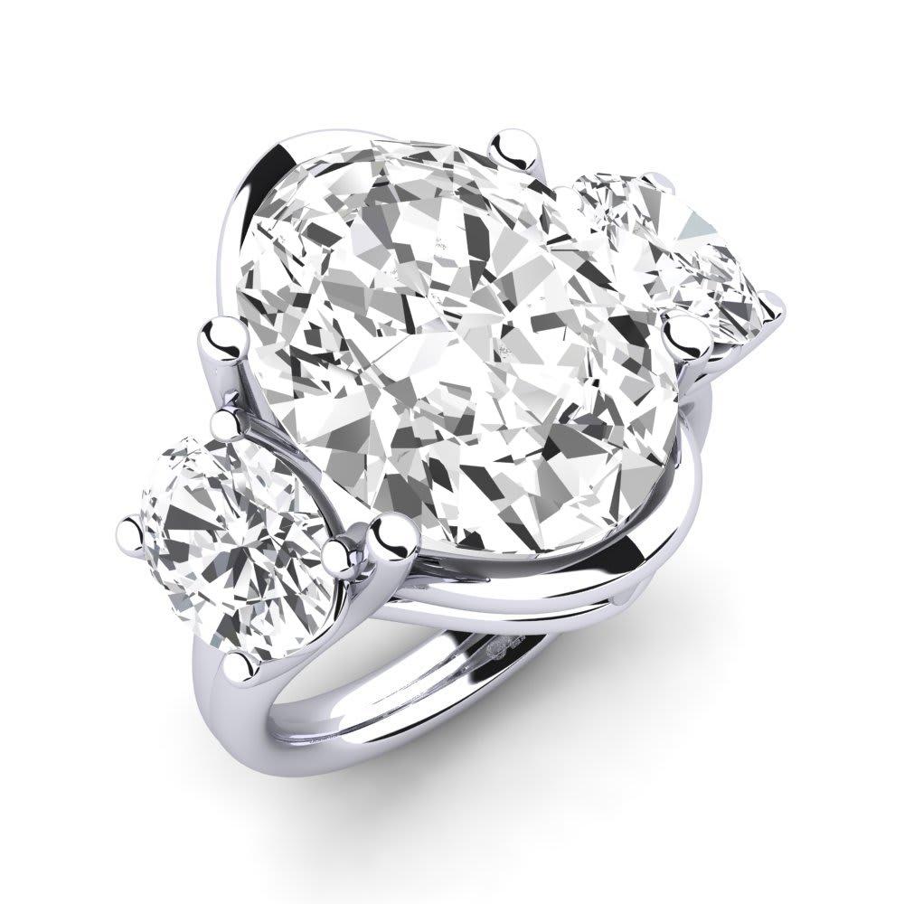 GLAMIRA Gyűrű Edolie