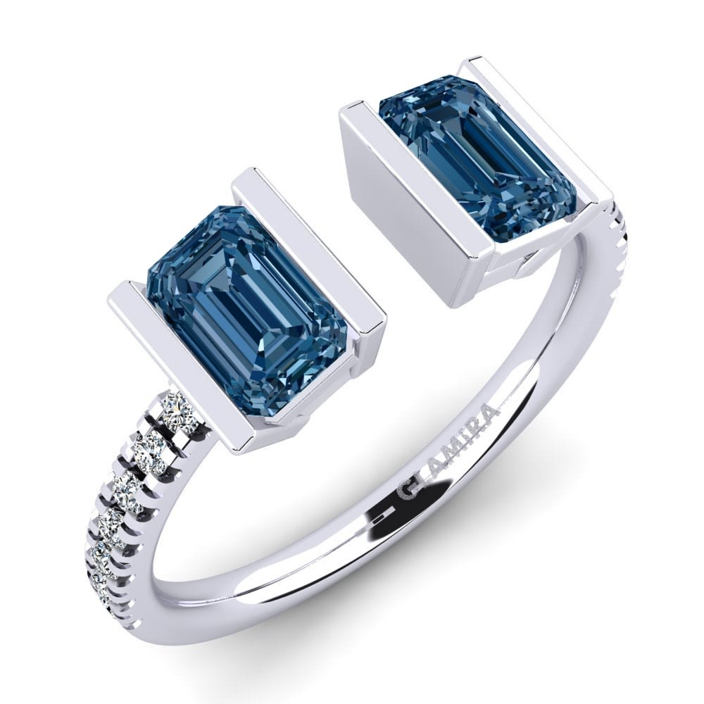 GLAMIRA Gyűrű Edwardina