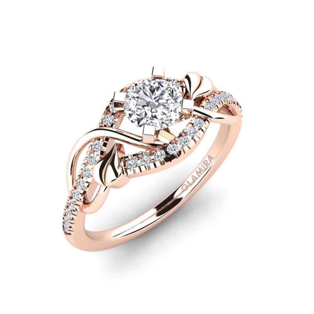 GLAMIRA Gyűrű Efigenia