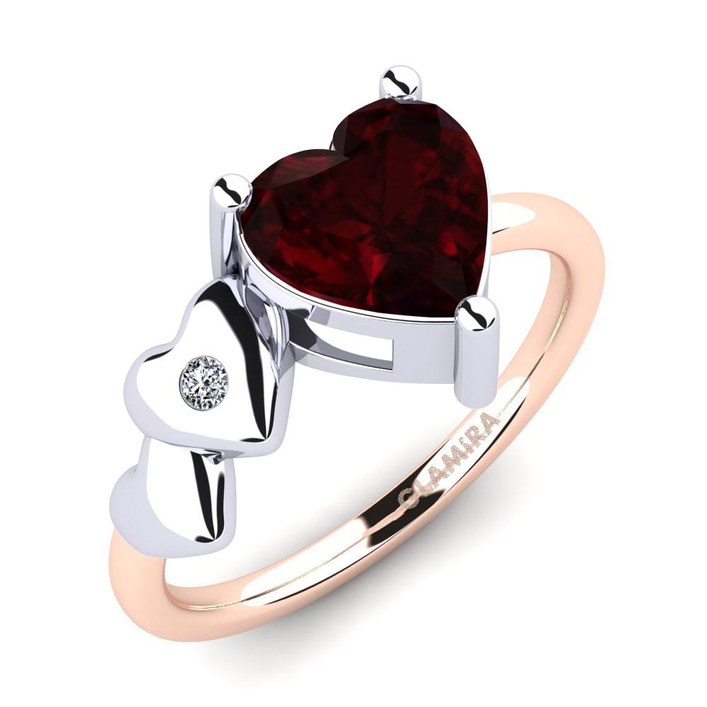 GLAMIRA Gyűrű Elauna