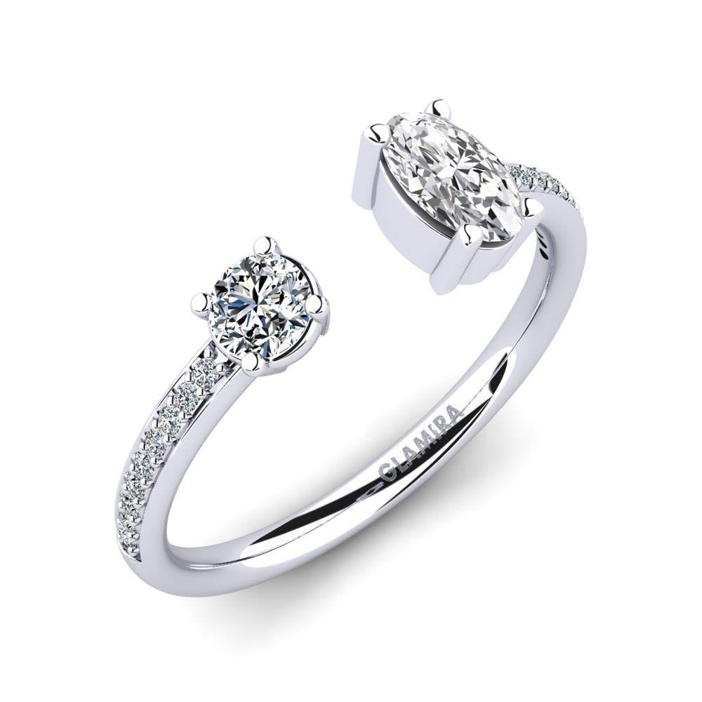 GLAMIRA Gyűrű Ellvira