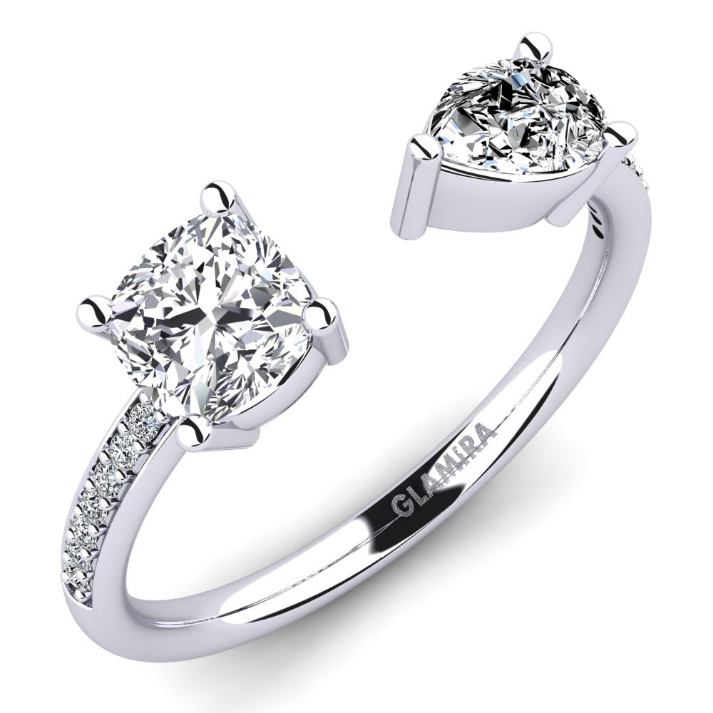 GLAMIRA Gyűrű Ellyssa