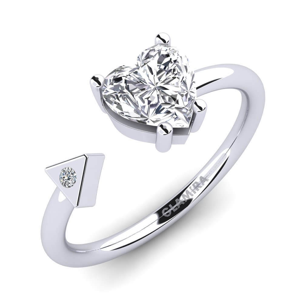 GLAMIRA Gyűrű Elodie