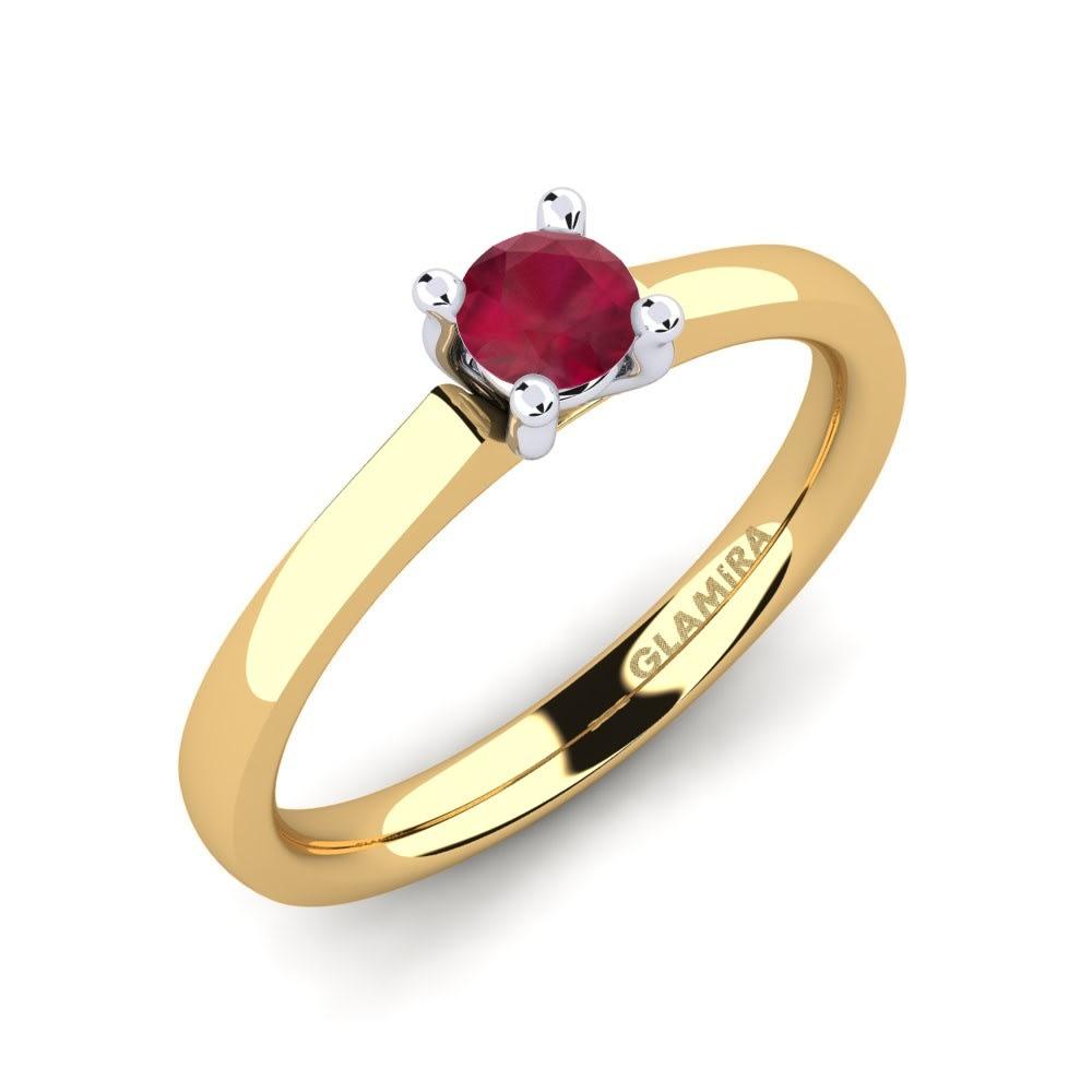 GLAMIRA Ring Ersilia 0.25 crt