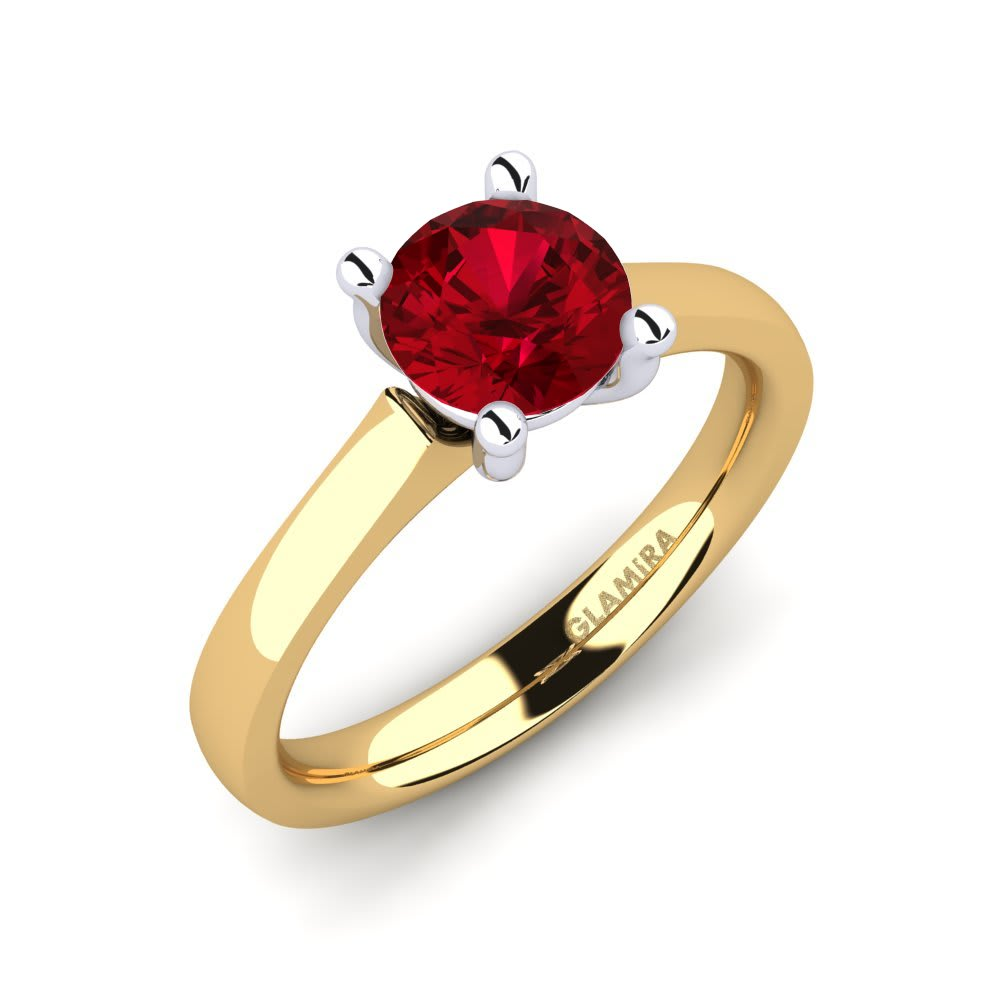 GLAMIRA Ring Ersilia 1.0 crt