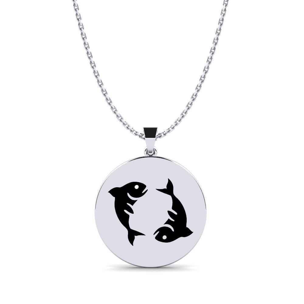 GLAMIRA Horoskop-Halskette Ferne - Fische